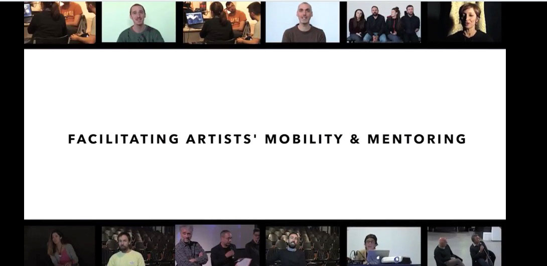 Facilitating Artists' Mobility & Mentorng