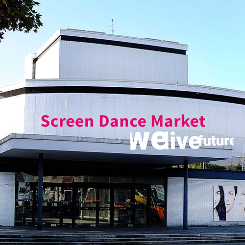Screen Dance Market at the Schauspielhaus